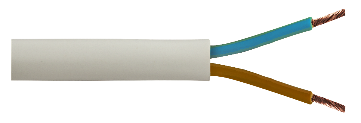 Cablu electric multifilar MYYM 2 x 1,5 mmp la colac de 100 m