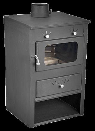 Semineu cu  boiler incorporat  EVO 14 kW