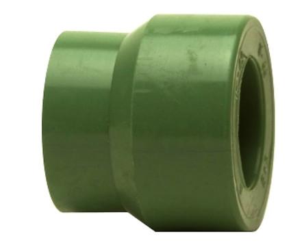 Reductie Ø110-Ø63 PPR verde
