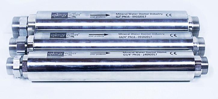 """Dedurizator galvanic industrial EnergyWater  1.1/4"""""""