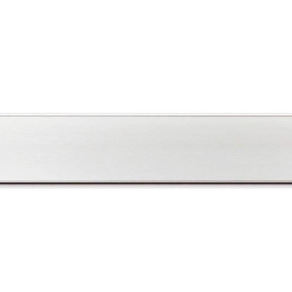 Rigola de dus cu montaj la perete si cu gratar Klasik mat de 850x60mm