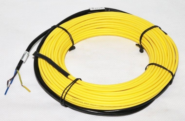 Cabluri pentru degivrare electrica 75m / 2250W