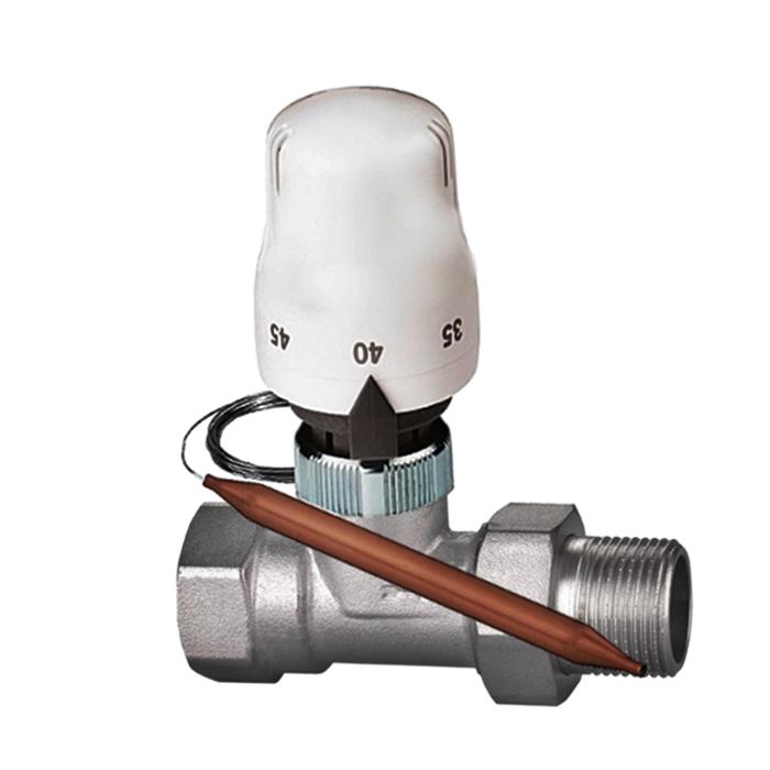 "Kit termostatic de protectie la supratemperatura, 1"", Daver"