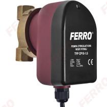 Pompa de recirculare apa calda menajera, max. 0,7 mc/h, Ferro 15-1.5
