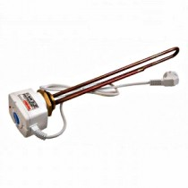 Rezistenta electrica cu termostat 2 kW - 230 V - 1.1/2''