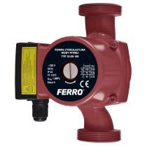 Pompa de circulatie cu 3 viteze, max. 4,5 mc/h, Ferro 32-6-180