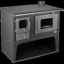 Soba de gatit cu  boiler incorporat EVO 17 kW