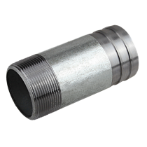 "Stut zincat 50 mm - 3/8"" filet exterior"
