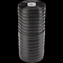 Banda de picurare cu fanta Ø17 mm, pas de 20 cm, lungime 200 m, debit/orificiu 1,1 l/h