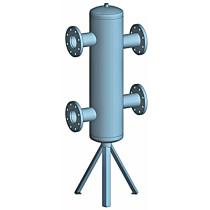 Butelie de egalizare 80 mc/h - 1860,8 kW Fome + izolatie