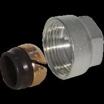 Conector Eurokon pentru teava de cupru Ø15 mm