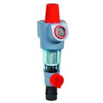 Filtru-reductor autocuratitor cu spalare in contracurent, PrimusPlus FKN, granulatie sita 95/110microni