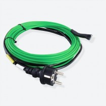 Cablu termoreglabil pentru protectie electrica inghet 6,3m / 157,50W