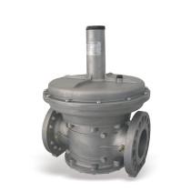 Regulator de gaz cu filtru, DN80, reglare 10…30mbar, flanse PN16,  intrare 1 bar, cu 2 stuturi de masura