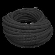 Tub gofrat (copex) Ø32 mm la colac de 25 m