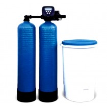 Statie dedurizare duplex 2x25 litri - 1,6 mc/h Ferroli TWE WS1/25 ED