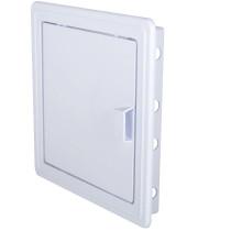 Usita de vizitare din PVC 150x150 mm