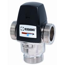 "Ventil termostatic amestec ESBE, DN20, 1,2 mc/h, 3/4"", 35...60°C (portul de amestec cu iesire in linie)"