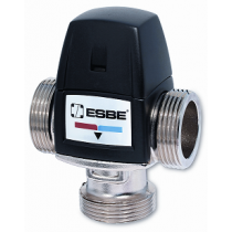 "Ventil termostatic de amestec ESBE, 3/4"", DN20, 1,2 mc/h, 35…60°C (portul de amestec cu iesire in partea de jos)"