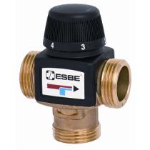 """Ventil termostatic de amestec ESBE, 1 1/4"""", DN25, 4,8 mc/h, 20…55°C"""
