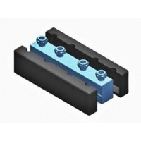 Distribuitor - colector 4 mc/h - 93,4 kW cu 3 circuite Fome +  izolatie si consola