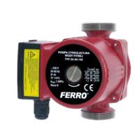 Pompa de circulatie cu 3 viteze, max. 3,5 mc/h, Ferro 25-4-130