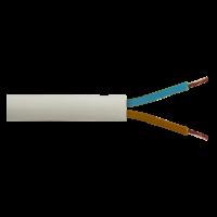 Cablu electric multifilar MYYM 2 x 1 mmp la colac de 100 m