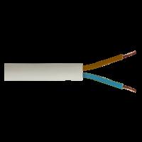 Cablu electric multifilar MYYMUP 2 x 0,5 mmp la colac de 100 m