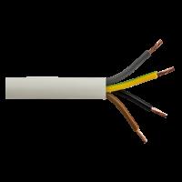 Cablu electric multifilar MYYM 4 x 2,5 mmp la colac de 100 m