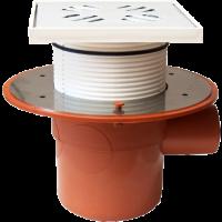 Sifon terasa cu inaltator si o iesire Ø50 mm