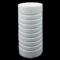"""Cartus filtru micro striat din polipropilena de 10"""""""