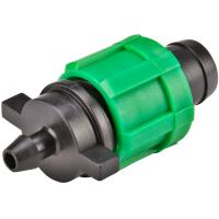 Conector de start pentru banda picurare  Ø17 mm - 20 buc