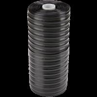Banda de picurare cu fanta Ø17 mm, pas de 10 cm, lungime 100 m, debit/orificiu 1,1 l/h