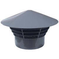 Cap coloana de ventilatie PP Ø50
