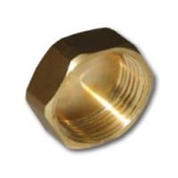 """Capac bronz 1/2"""" filet interior"""