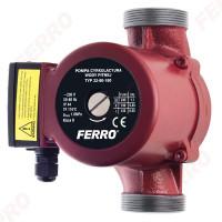 Pompa de circulatie cu 3 viteze, max. 10,5 mc/h, Ferro 32-8-180