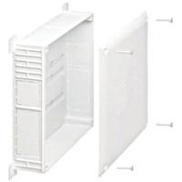 Caseta  PVC distribuitor cu montaj in perete 350 x 350 x 90 mm