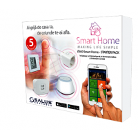 Pachet de start  iT600 Smart Home,  Salus SH-ROSP1