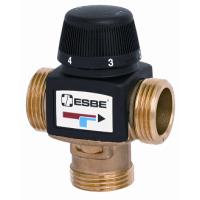 """Ventil termostatic de amestec ESBE, 1"""", DN20, 3,4 mc/h, 20…55°C"""