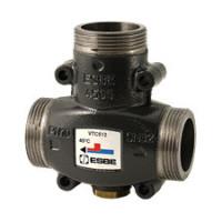 """Ventil termic de amestec ESBE, DN32, seria VTC510, 1.1/2"""", 60°C, kvs 17, pentru cazane cu combustibil solid de max. 150kW"""